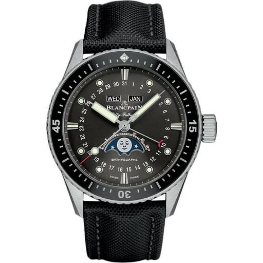 Blancpain Horloge Fifty Fathoms 43mm 5054-1110-B52A
