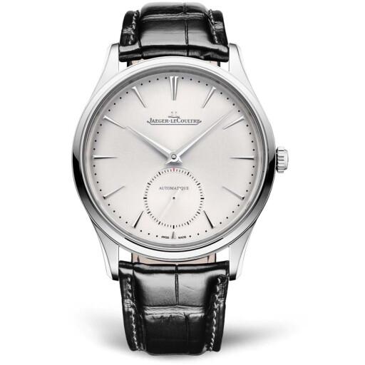Jaeger-LeCoultre Horloge Master Ultra Thin 39mm Small Seconds Q1218420