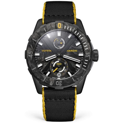 Ulysse Nardin Horloge Diver 44mm Cape Horn 1183-170LE/92-CAP