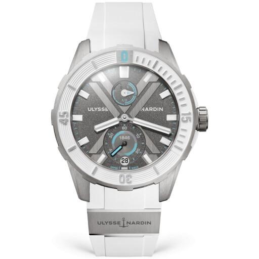 Ulysse Nardin Horloge Diver 44mm Antartica 1183-170LE-3/90-ANT
