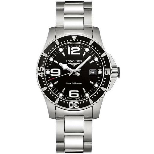 Longines Horloge HydroConquest 41mm L3.740.4.56.6