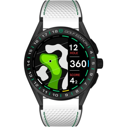 TAG Heuer Horloge Connected 45mm Golf SBG8A82.EB0206