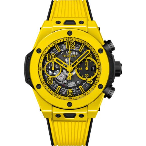 Hublot Horloge Big Bang 42mm Unico Yellow Magic 441.CY.471Y.RX