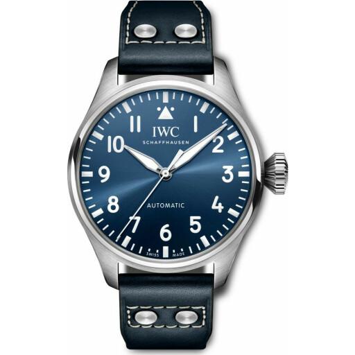 IWC Horloge Big Pilot 43mm IW329303