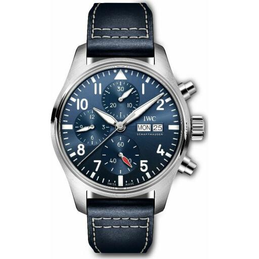 IWC Horloge Pilot Watch 41mm Chronograph IW388101