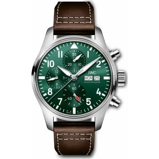 IWC Horloge Pilot Watch 41mm Chronograph IW388103