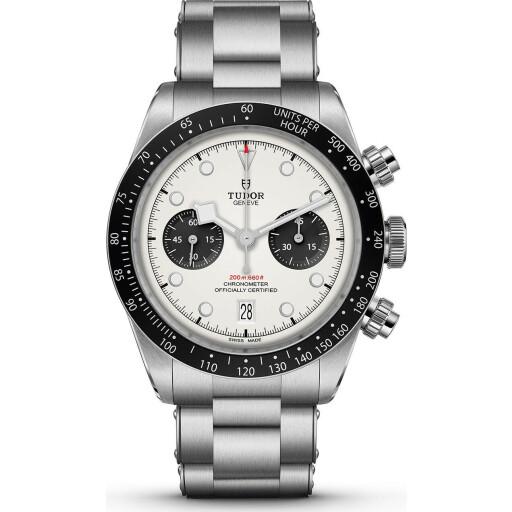 Tudor Horloge Black Bay Chrono Steel 79360N-0002