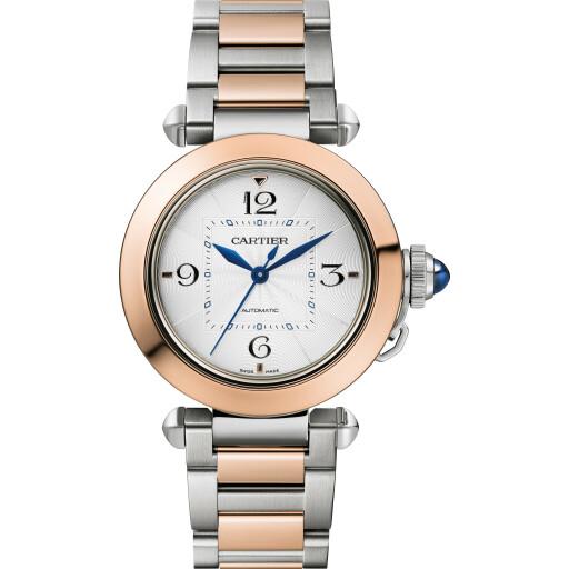 Cartier Horloge Pasha W2PA0008