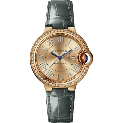 Cartier Horloge Ballon Bleu WJBB0076