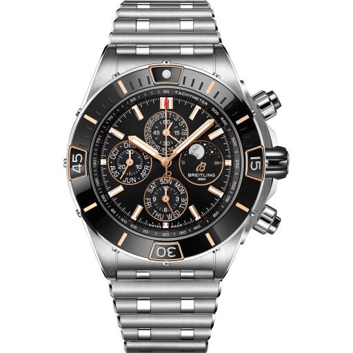 Breitling Horloge Super Chronomat 44mm 1461 Days I19320251B1A1