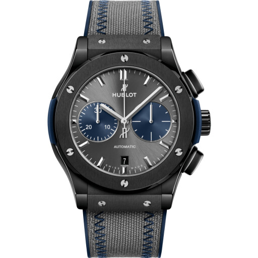 Hublot Horloge Classic Fusion 45mm Chronograph 521.CM.7070.NR.BOM