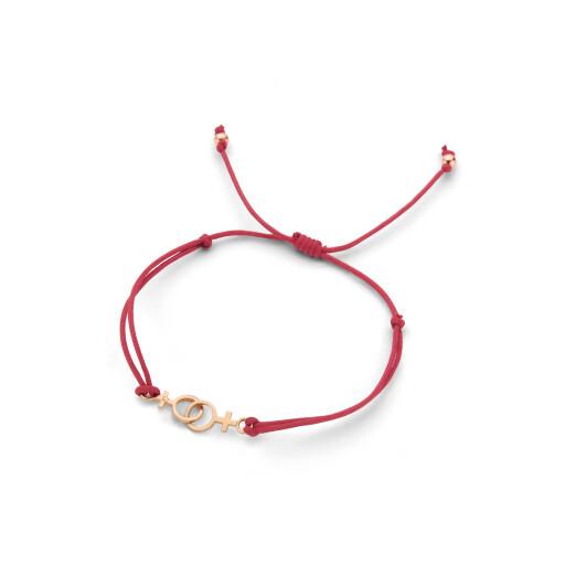 Gift for Life armband Schaap en Citroen Juweliers in samenwerking met Female Cancer Foundation