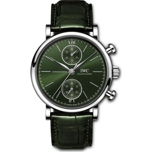 IWC Horloge Portofino 39mm Chronograph IW391405